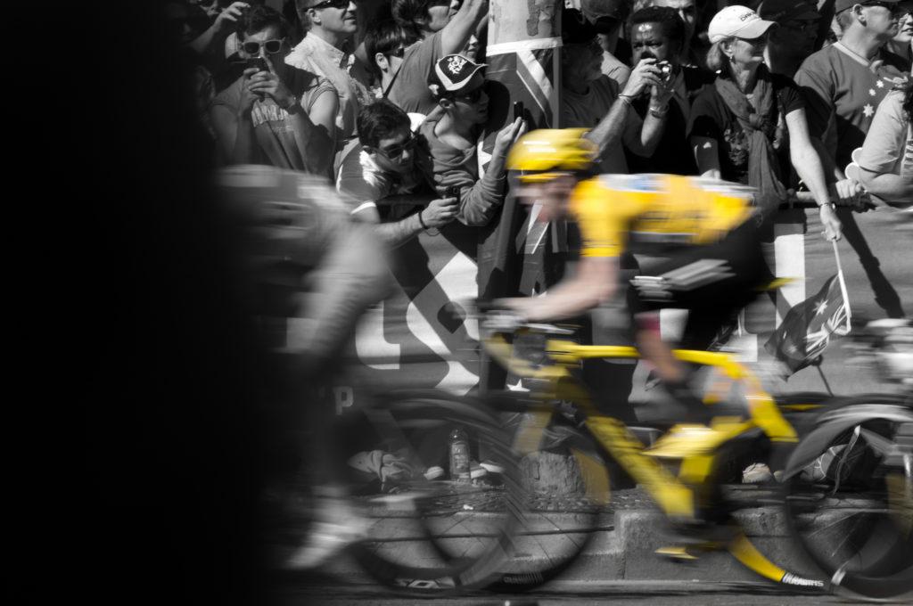 vélo maillot jaune tour de france